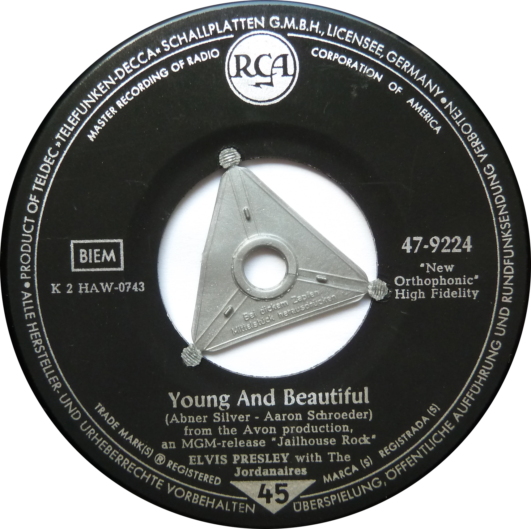 Young And Beautiful / Lover Doll Youngandbeautifuls5sig5y48