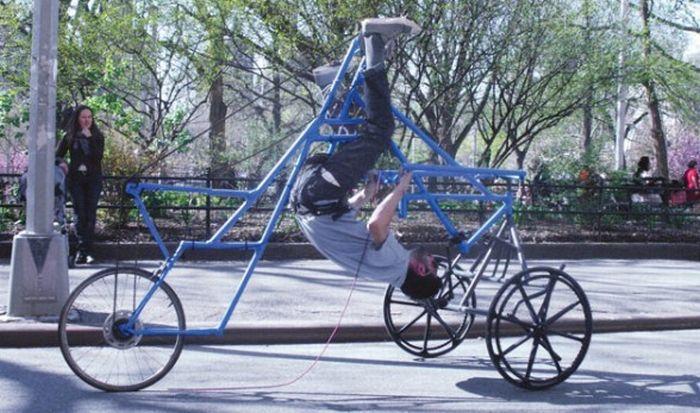 Najdziwniejsze rowery 22