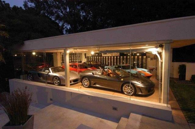 Garaże dla wyjątkowych samochodów 29