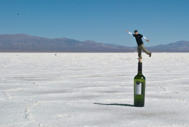 Salinas Grandes - białe pustynie Argentyny 15