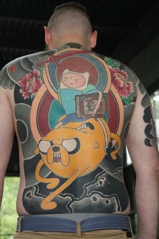 Odważne tatuaże #6 42