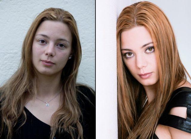 Dobry makijaż dużo zmienia 16