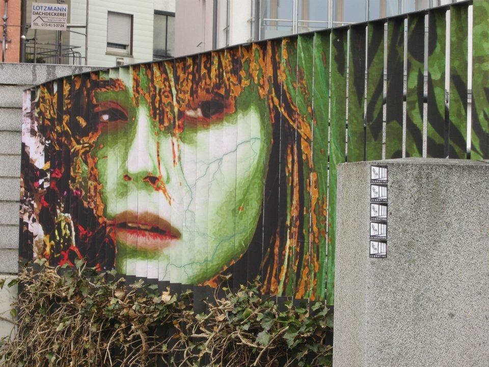 Street Art: Zebrating 3