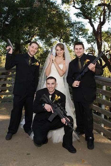 Nietypowe zdjęcia ślubne 22