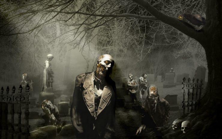 Zombie - Galeria 35