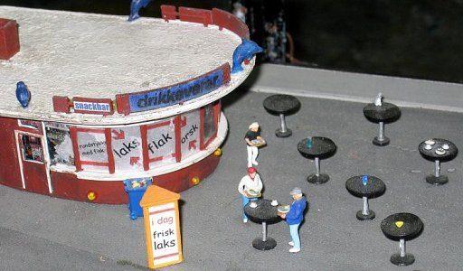 Największa miniatura na świecie 6