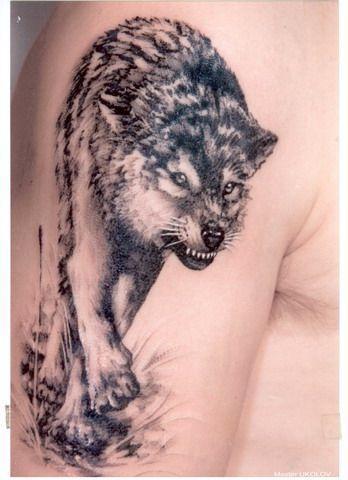 Tatuaże 3D #2 6