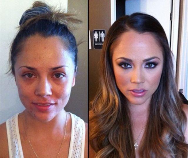 Aktorki XXX bez makijażu 30