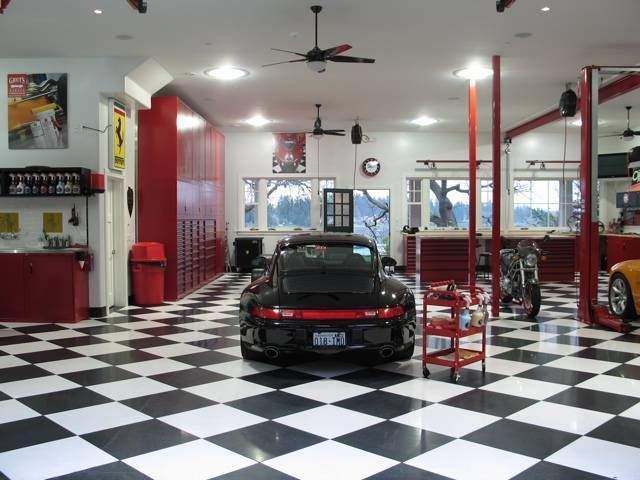 Garaże dla wyjątkowych samochodów 18