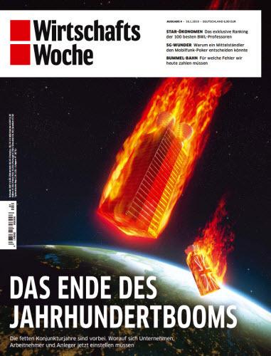 Wirtschaftswoche Magazin Januar 04 vom 18 Januar 2019