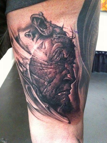 Super tatuaże #2 25