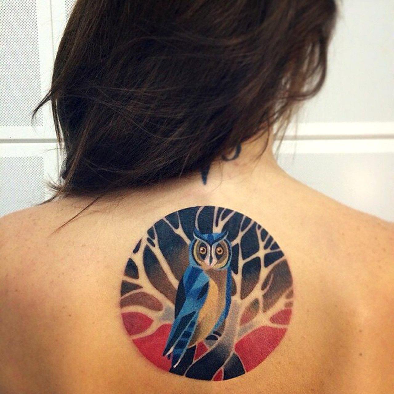 Nietypowe tatuaże #5 25
