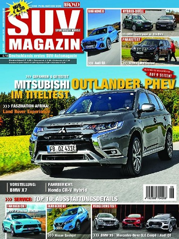 SUV-Auto Magazin Dezember-Januar No 06 2018,2019