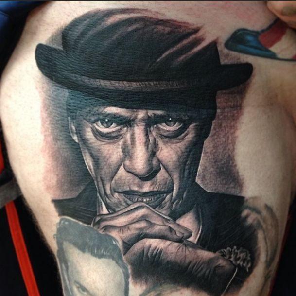 Realistyczne tatuaże #3 31