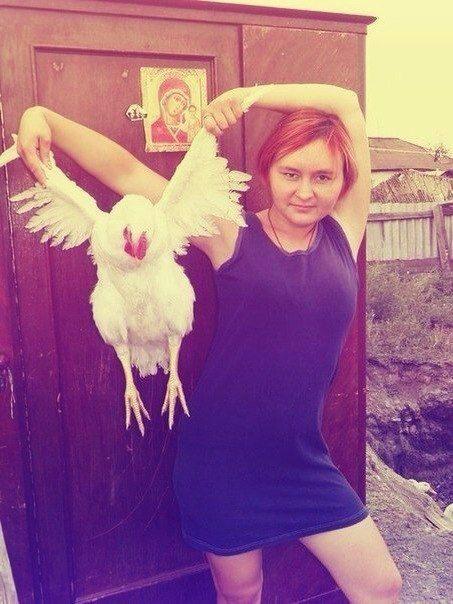Najdziwniejsze zdjęcia z rosyjskich portali społecznościowych #3 10