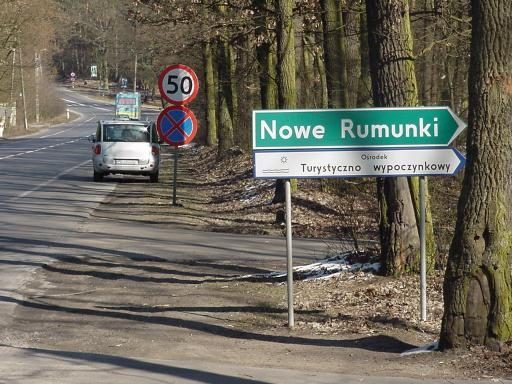 Znaki drogowe i tablice informacyjne 5