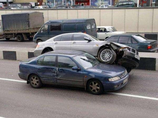 Wypadki samochodowe 14