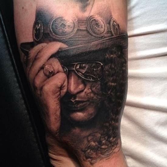 Świetne tatuaże #5 7