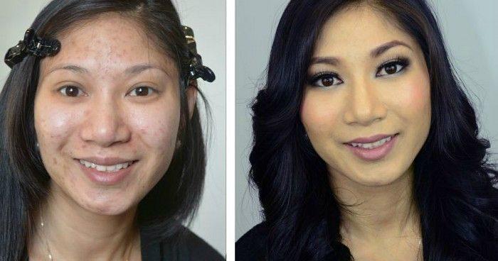 Potęga makijażu 1