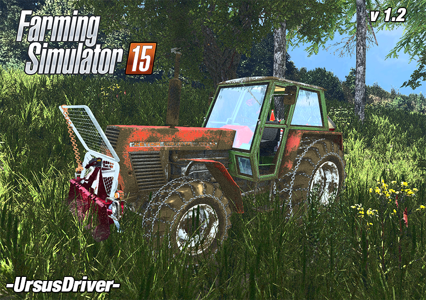 Zetor Crystal 12045 - Forest Edition v1.2