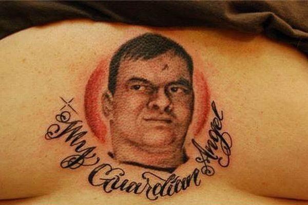 Dziwne i śmieszne tatuaże 50