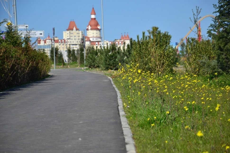 Opustoszała wioska olimpijska w Soczi 40