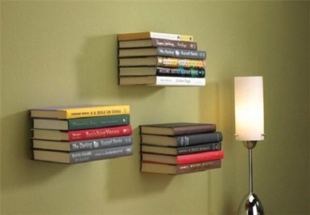 Pomysły na domową biblioteczkę 1