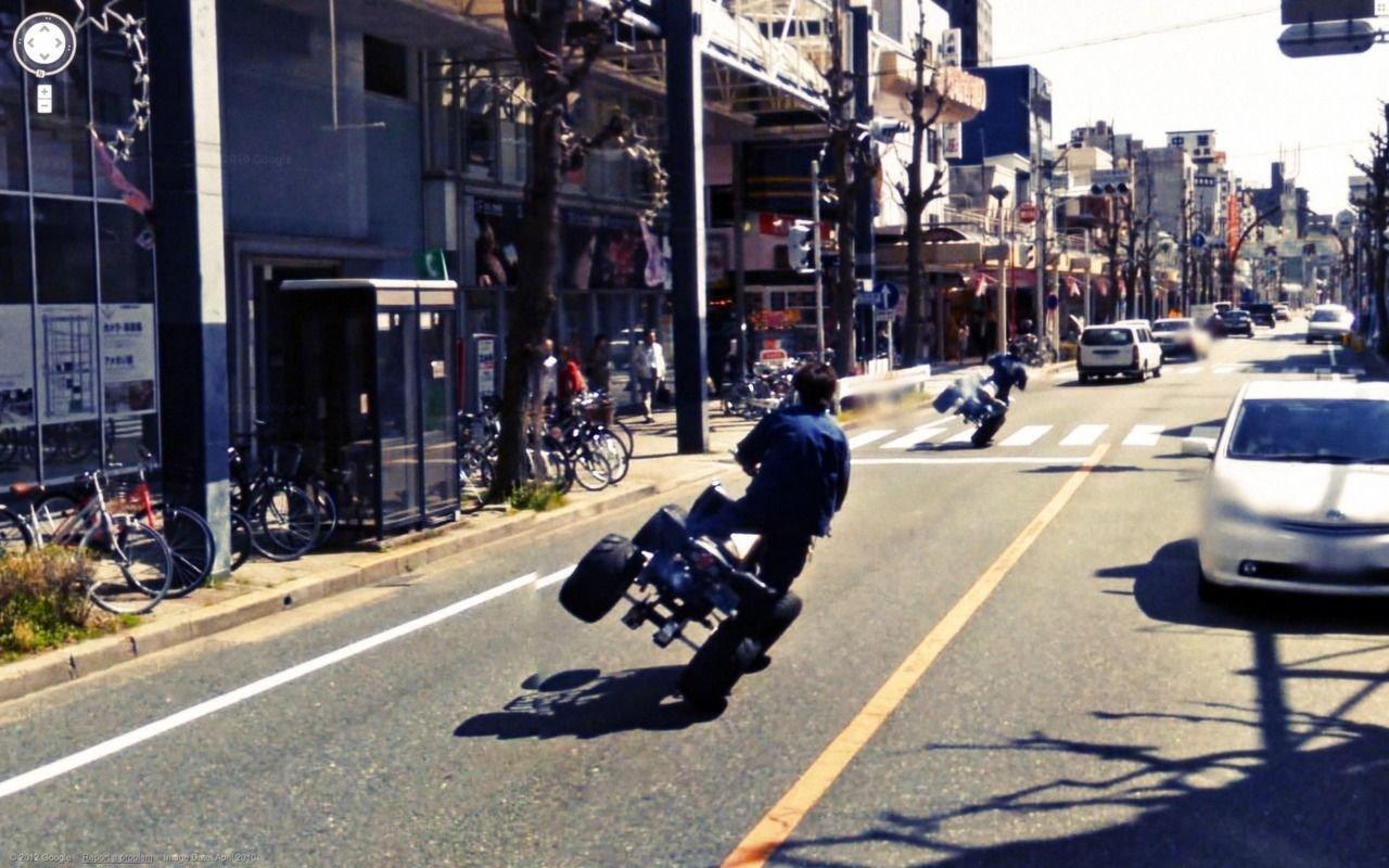 Nietypowe sceny z Google Street View #4 29