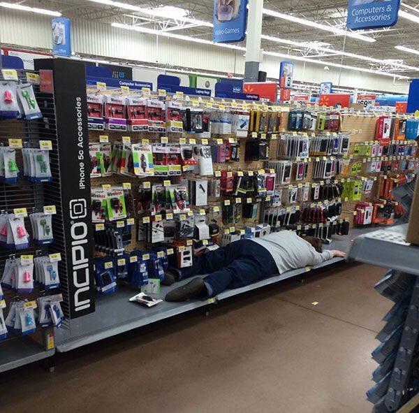 Tymczasem w Wallmart 1