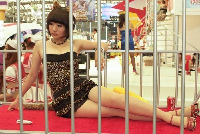 Dziewczyny z ChinaJoy 2010 20