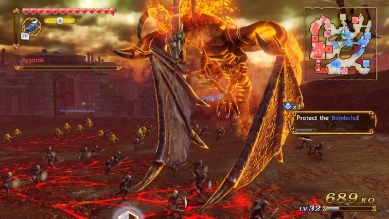 I'm astounded by the addictive nature of HYRULE WARRIORS. Are ...