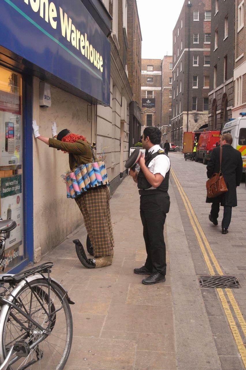 Policja z przymrużeniem oka #3 12