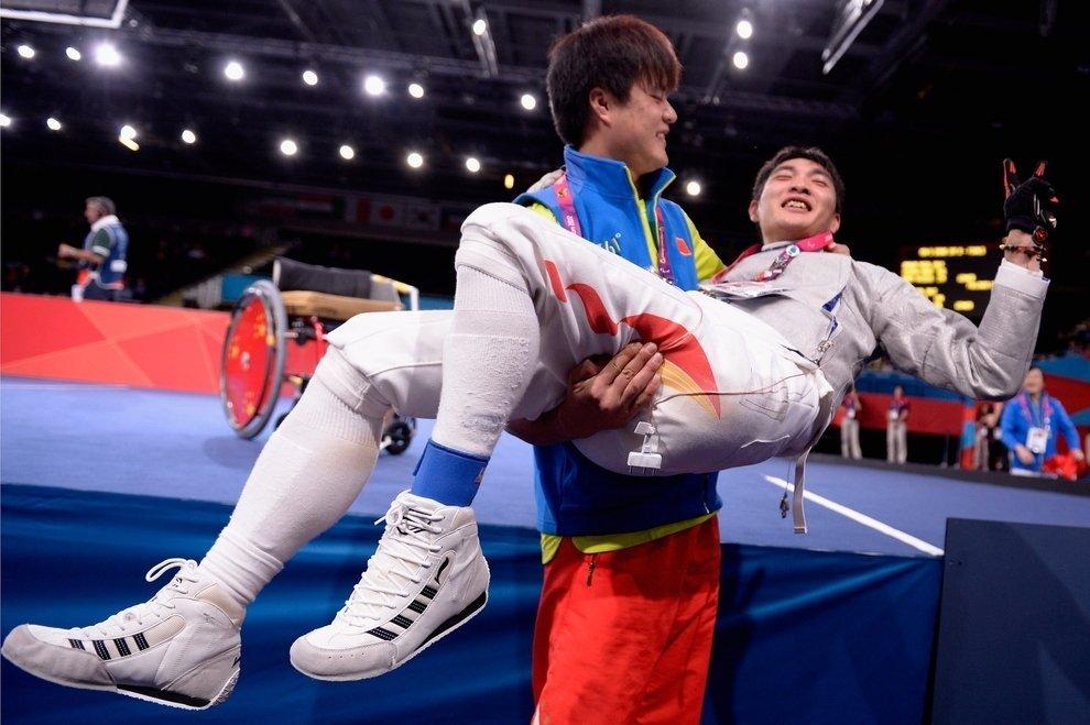 Paraolimpiada 2012 1
