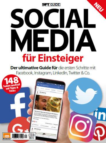 Computec Edition SFT-Guide Social Media für Einsteiger Mai 2018