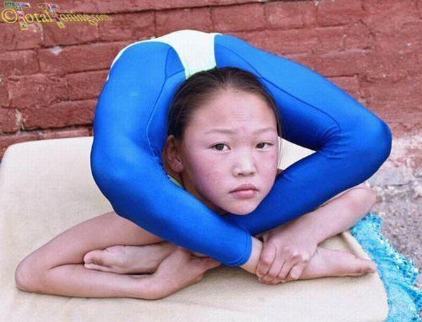 Chińska szkoła gimnastyki 8