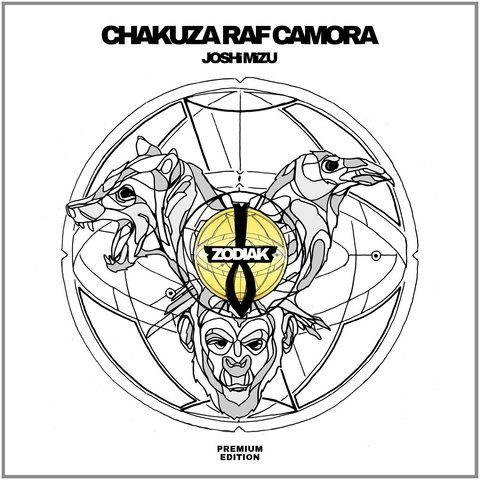 Chakuza, Raf Camora und Joshimizu - Zodiak (Premium Edition) (2014)