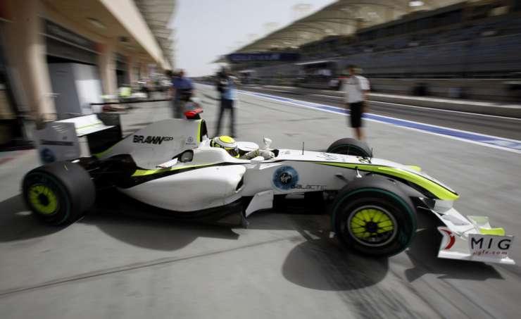 F1 - sezon 2009 11