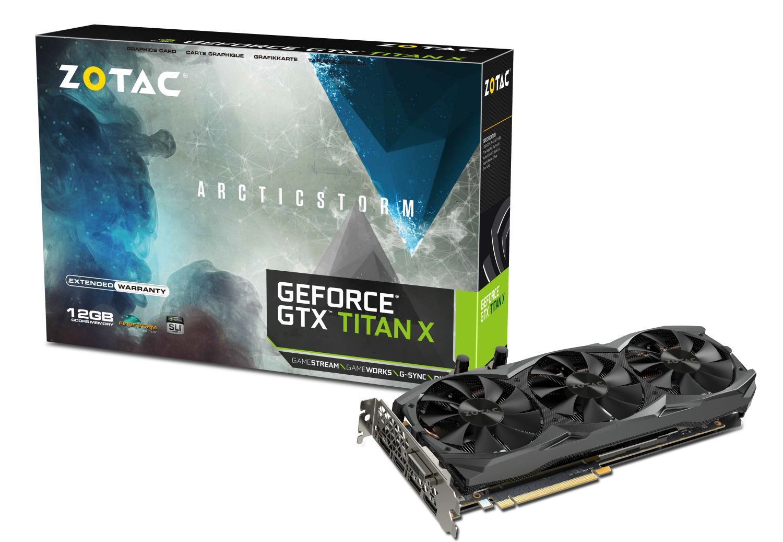 nVidia - GeForce Titan X: 12GB, 8 Mrd. Transistoren, $999: (P)Review ...
