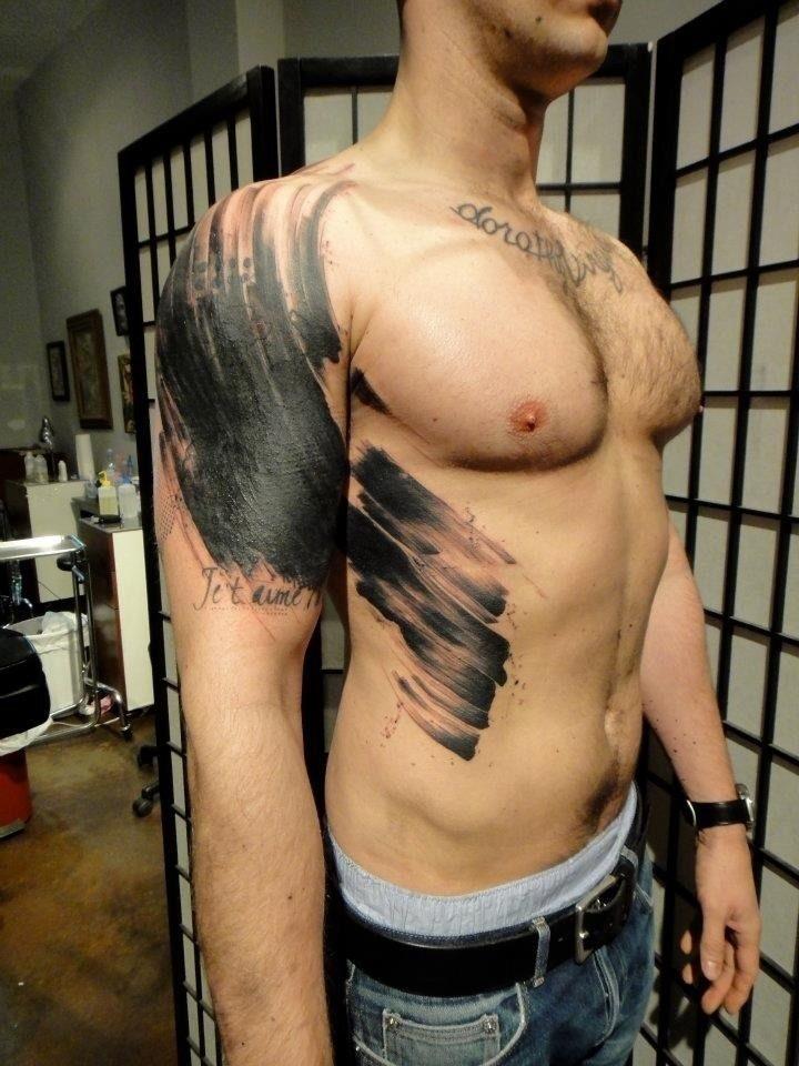 Tatuaże nieco inaczej 25