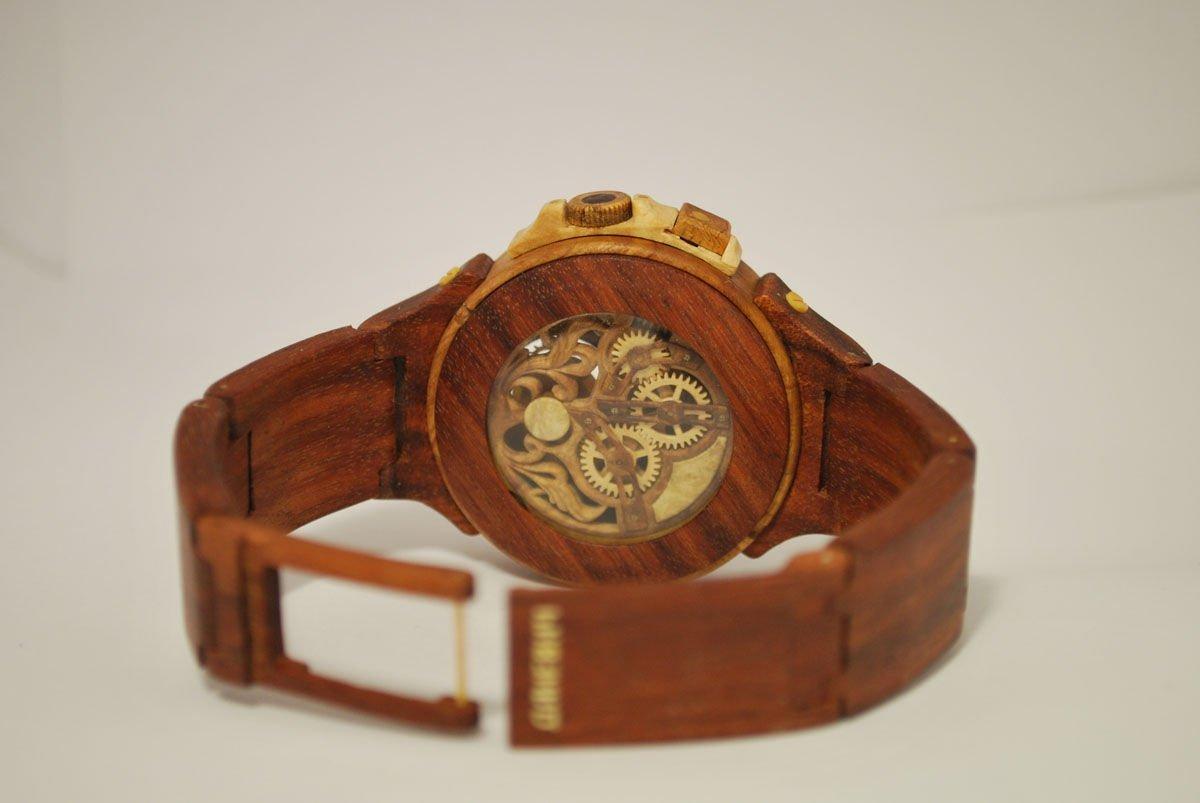 Zegarki z drewna 42