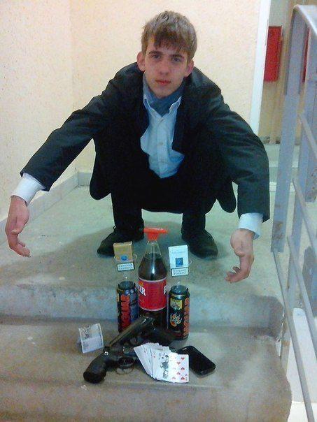 Najdziwniejsze zdjęcia z rosyjskich portali społecznościowych #2 14