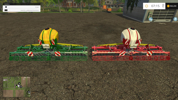 Zunhammer Uniplanter twin pack V1.0