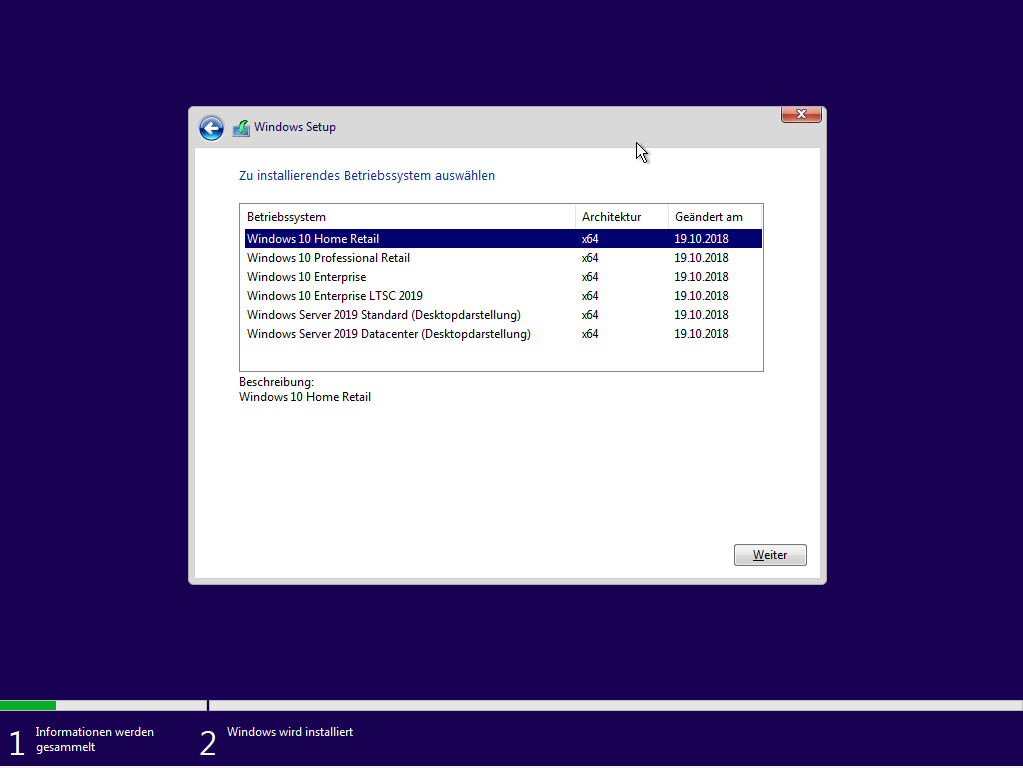 Windows 10 Server 2019 AiO v1809 17763.104 X64