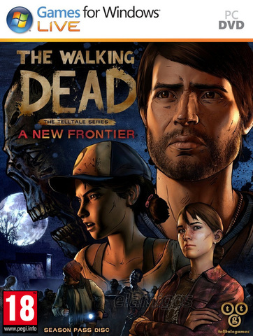 The Walking Dead A New Frontier MULTi9 - ElAmigos