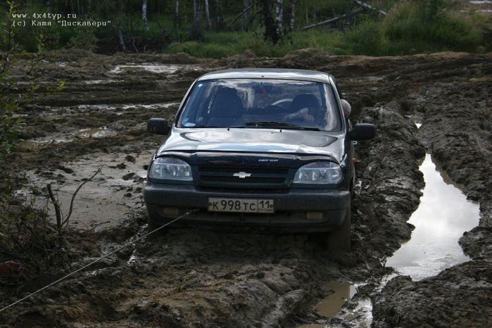 M56 Lena - najgorsza droga na świecie 32