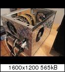 Lief insgesamt gut mit dem TR Silver Arrow, eben bis auf Kleinigkeiten (PCI-E-Block, RAM, hohe Leerlaufdrehzahl).