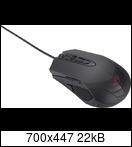 1300673 88xu35 - Asus ROG GX860 Buzzard - Raubvogelmaus oder LED-Brathähnchen