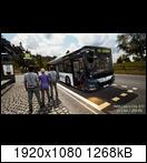 Bus Simulator 18 (Skin ist eine Mod).