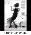 Кристал Ренн, фото 29. Crystal Renn Elle 2010, foto 29