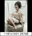 Кристал Ренн, фото 30. Crystal Renn Elle 2010, foto 30